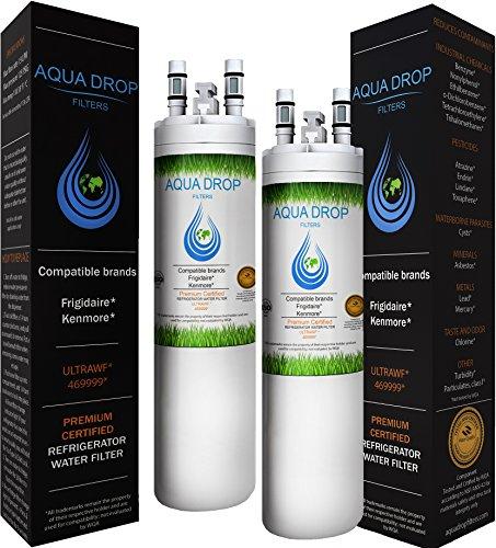 9999 water filter - 2 PACK White - Advanced Filtration - ULТRАWF Water Filter