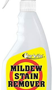 Star brite Mold & Mildew Stain Remover - Lifts Dirt & Removes Mildew Stains on Contact