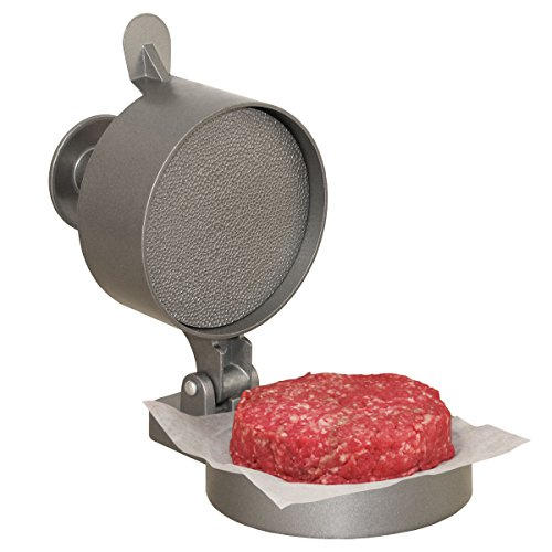 "Weston Burger Express Hamburger Press with Patty Ejector 07-0310-W, Makes 4 1/2"" Patties, 1/4lb to 3/4lb"