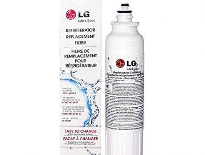 LG LT800P ADQ73613401 Genuine Refrigerator Water Filter 1 Pack