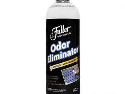 Clean Fresh Scent For Linen, Clothing, Carpet, Upholstery & Car Interior - Refreshing Deodorizer For Cloths - Fuller Brush Odor Eliminator Extra Strength Fabric Refresher Spray