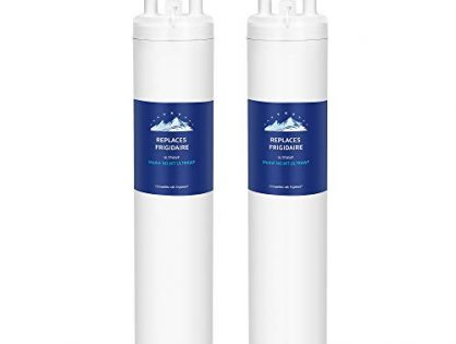 Mountain Flows ULТRAWF Compatible Refrigerator Water Filter Replacement Pure Source Ultra - 2PACK
