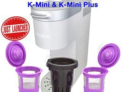 Reusable K Cups For K Mini Keurig K Mini Plus with Adapter | Keurig Mini Plus Reusable K Cups for Mini Keurig