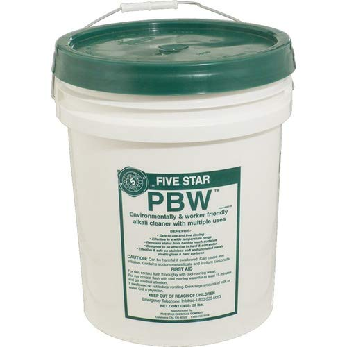 PBW by Five Star- 50 lbs