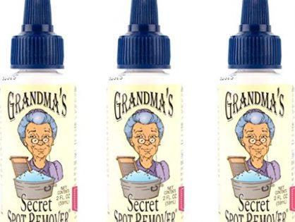 Grandma's Secret Spot Remover, 2 Ounce Pack of 3