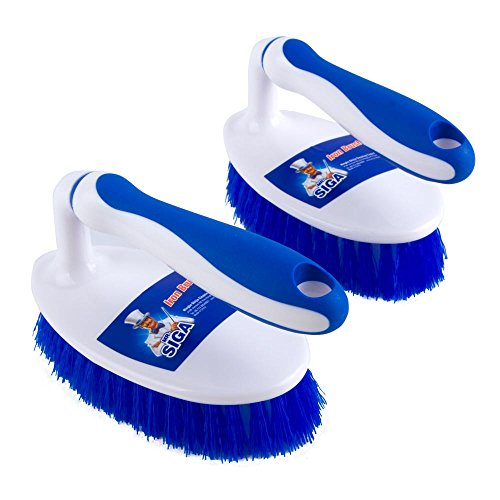 MR. SIGA Scrub Brush - Pack of 2