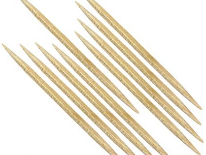 Round with Square Center - 4800 Count - Forster Toothpicks