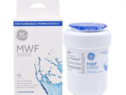 1PACK Genuine GE MWF MWFP 46-9991 GWF HWF WF28 Smart Water Fridge Water Filter New