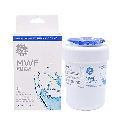 1PACK Genuine GE MWF MWFP 46-9991 GWF HWF WF28 Smart Water Fridge Water Filter New