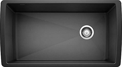 Blanco 441768 Diamond Super Single Bowl-Anthracite Sink