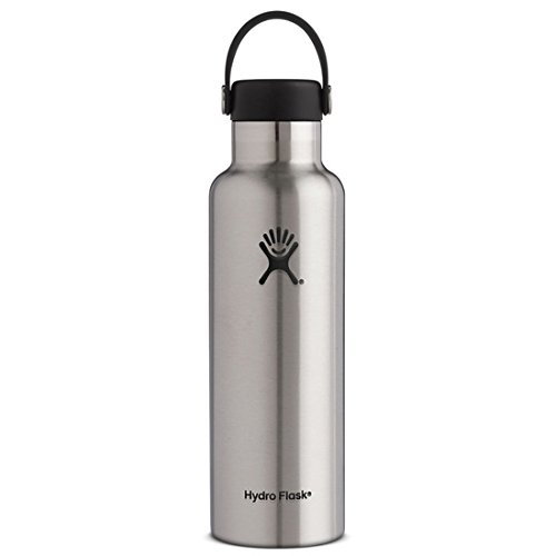 Hydro Flask, Standard Mouth Flex Cap Stainless