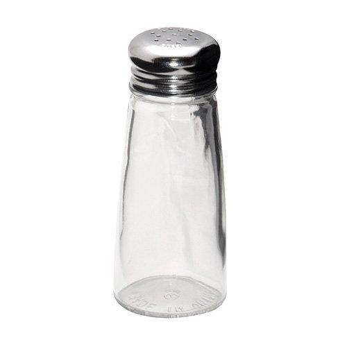 24 per case - 3 Ounce Round Salt & Pepper Shaker