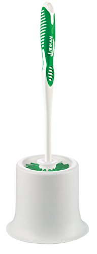 Libman Plastic Brush and Caddy Toilet Bowl 1 CT