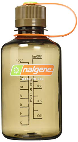 Nalgene NM 1 PtT Sports Water Bottle, Woodsman, 16 oz