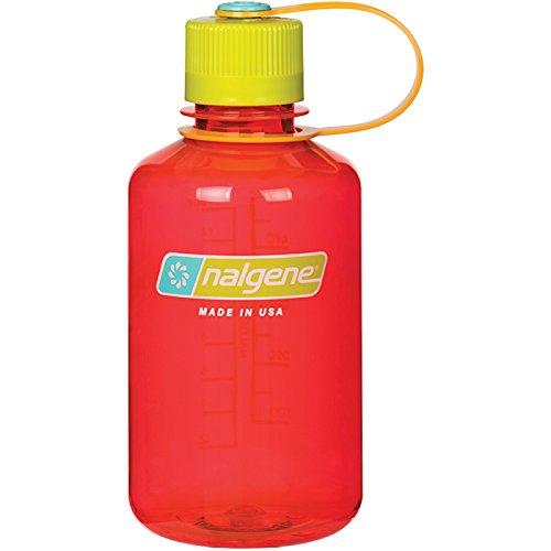 Nalgene NM 1 PtT Sports Water Bottle, Pomegranate, 16 oz