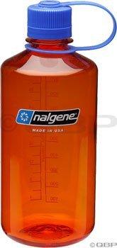 Nalgene Tritan 32OZ Narrow Mouth BPA-Free Water Bottle, Orange