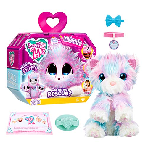 Candy Floss - Little Live Scruff-A-Luvs Plush Mystery Rescue Pet