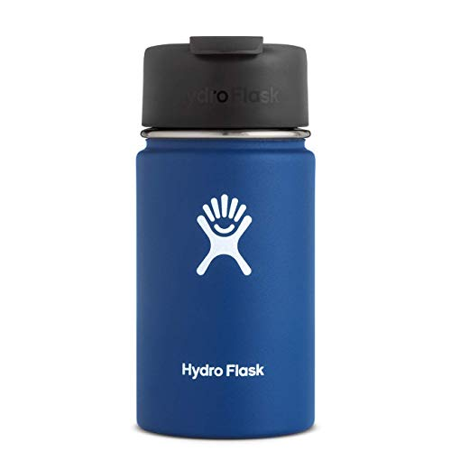 Hydro Flask Travel Coffee Flask - 12 oz, Cobalt
