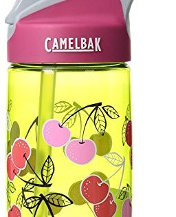 CamelBak eddy Kids Bottle, Cherries, .4 L