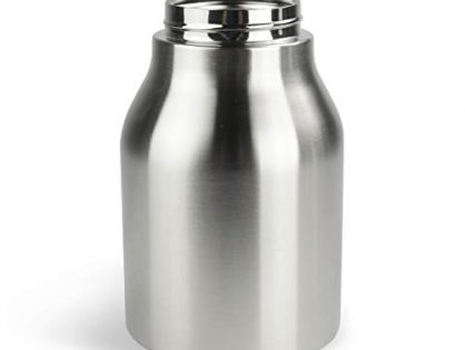 Asobu Cold Brew Replacement Parts Silver Carafe