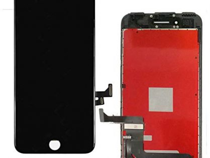 ZTR Replace LCD Glass Screen Fits iPhone 7 Plus 5.5 inch Digitizer Assembly Full Complete Frame Set Display Replacement Black