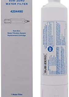 1-pack - Sub-Zero 4204490 Refrigerator Water Filter Replacement