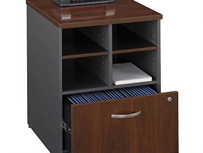 Bush Business Furniture Series C Collection 24W Piler Filer in Hansen Cherry