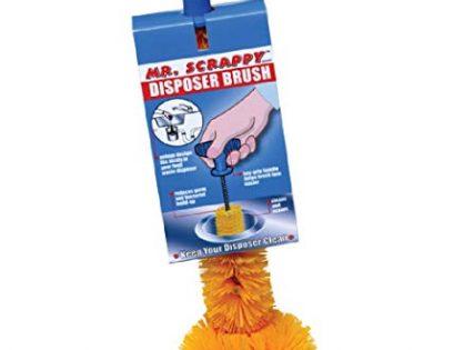 Mr. Scrappy Universal, Garbage Disposal Brush