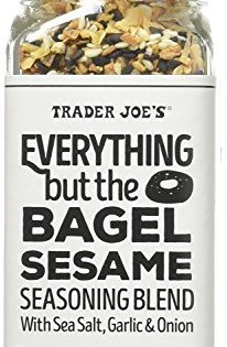 Trader Joe's Everything but The Bagel Sesame Seasoning Blend 2.3 oz, Pack of 2