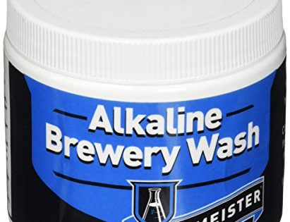 Craft Meister Alkaline Brewery Wash: 1 Tub