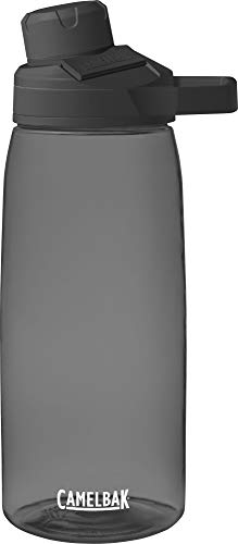 CamelBak Chute Mag BPA Free Water Bottle 50 oz, Charcoal