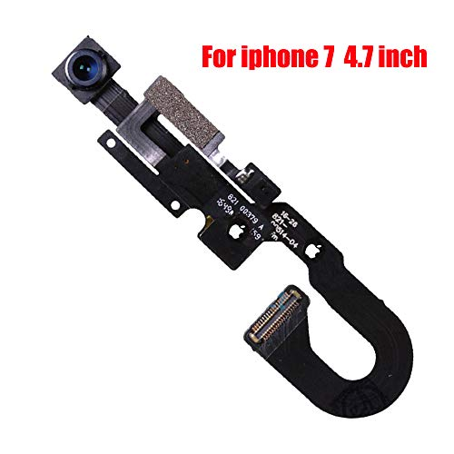 Afeax OEM Compatible with iPhone Face Front Camera with Sensor Proximity Light and Microphone Flex Cable Replacement for iPhone 7 4.7""