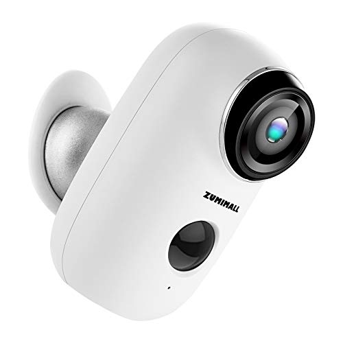 Top 10 ZUMIMALL Wireless Rechargeable Camera - Bullet Surveillance Cameras