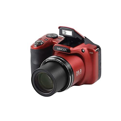 Top 9 20MP Digital Camera - Digital Point & Shoot Cameras