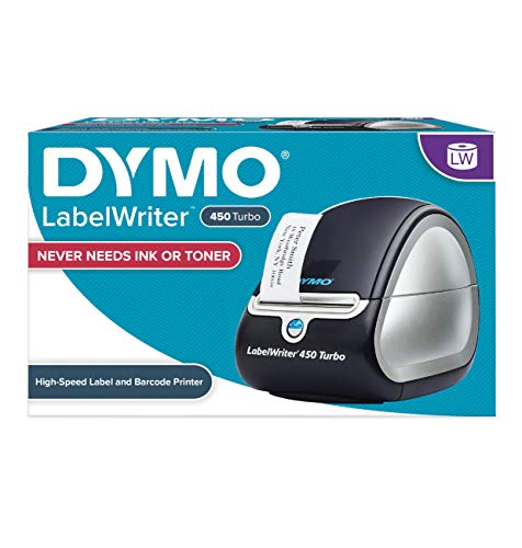 Top 8 DYMO LabelWriter 450 Turbo - Electronics Features