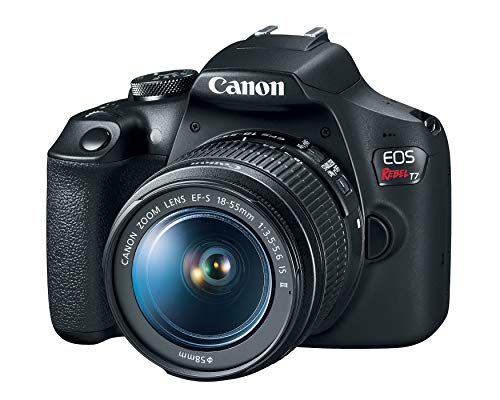 Top 10 EOS Rebel T7 - DSLR Cameras