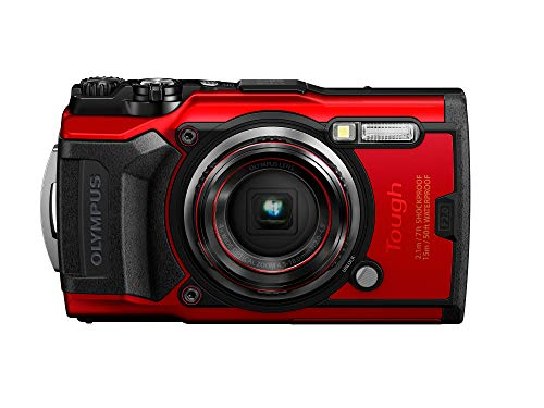 Top 10 Olympus Tough TG-6 - Digital Point & Shoot Cameras