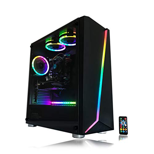 Top 9 Cheap Gaming PC Under 500 - Tower Computers