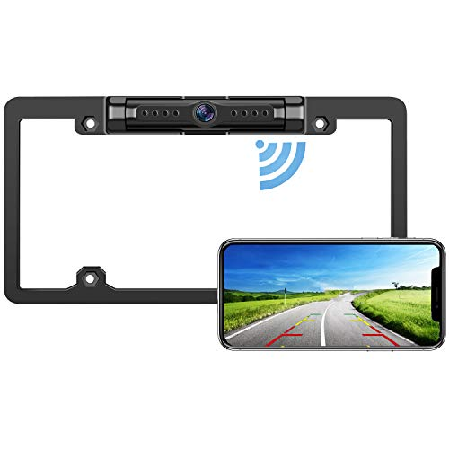 Top 10 Wireless Backup Camera for iPhone - Vehicle Backup Cameras