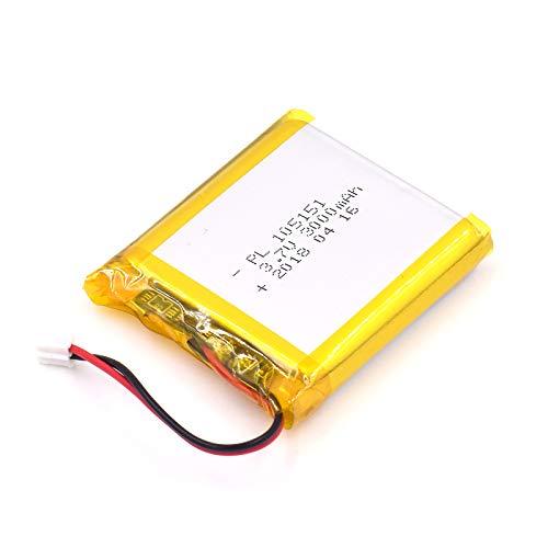 Top 9 5V Lipo Battery - 3.7V Batteries