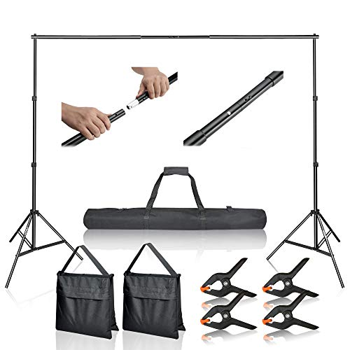 Top 10 Backdrop Stand Kit - Photo Background Support Equipment