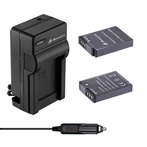 Top 10 Nikon Coolpix Battery - Camera Battery Chargers
