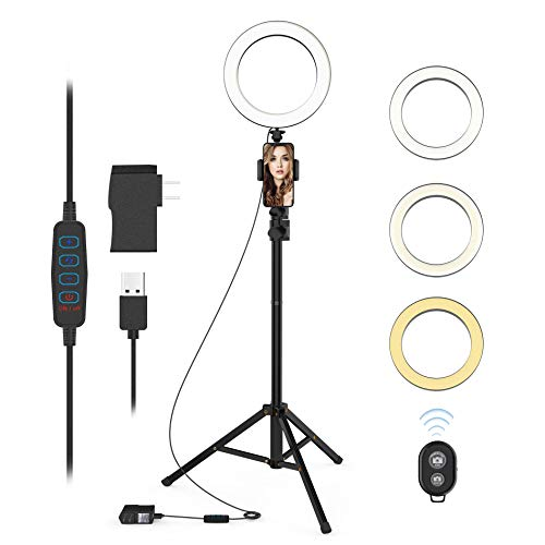 Top 10 Ring Light Stand - Cell Phone External Flashes & Selfie Lights