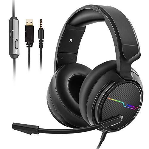 Top 10 Xiberia E3 Black Gaming Headset - GameBoy Advance Games, Consoles & Accessories