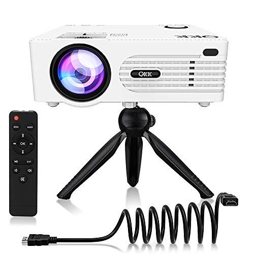 Top 10 QKK Mini Projector - Video Projectors