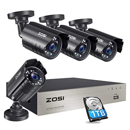 Top 10 Zios Camera System - Surveillance DVR Kits