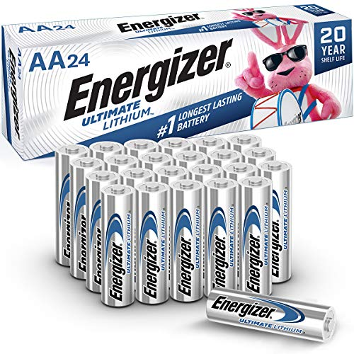 Top 7 Energizer Ultimate Lithium AA Batteries - Electronics Features