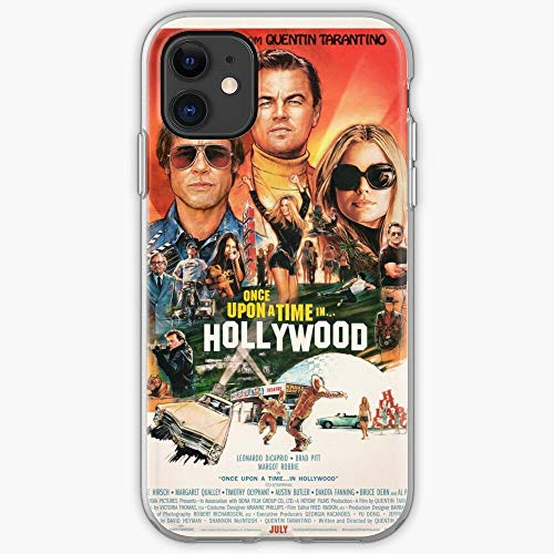 Top 10 Once Upon A Time in Hollywood - Cell Phone Basic Cases