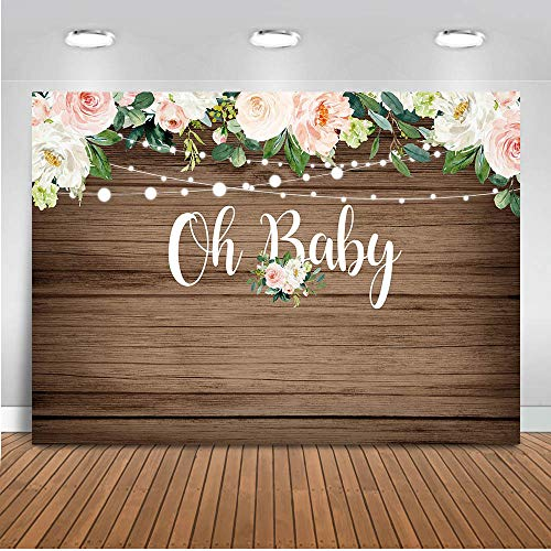 Top 10 Rustic Baby Shower Decorations - Photographic Studio Photo Backgrounds