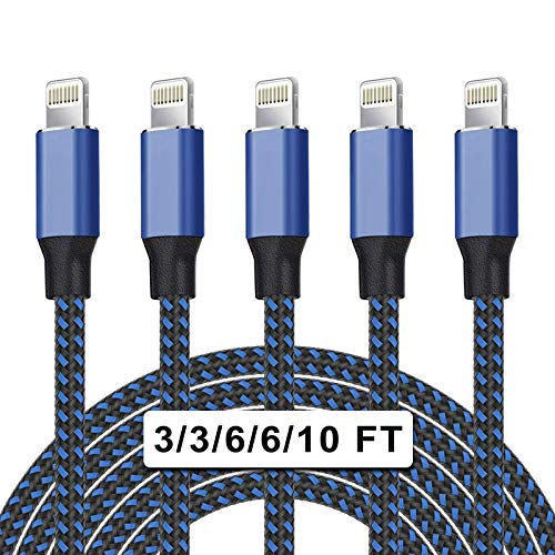 Top 10 Nylon Braided Lightning Cable - Lightning Cables